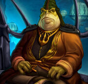 Gungan Councilor