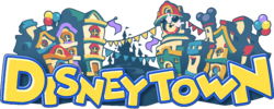 Disney Town Logo KHBBS