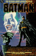 Batman (1989 Movie) Comic Adaptation
