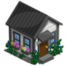Backyard Cottage-icon