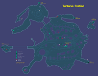 Tartarus Station Map
