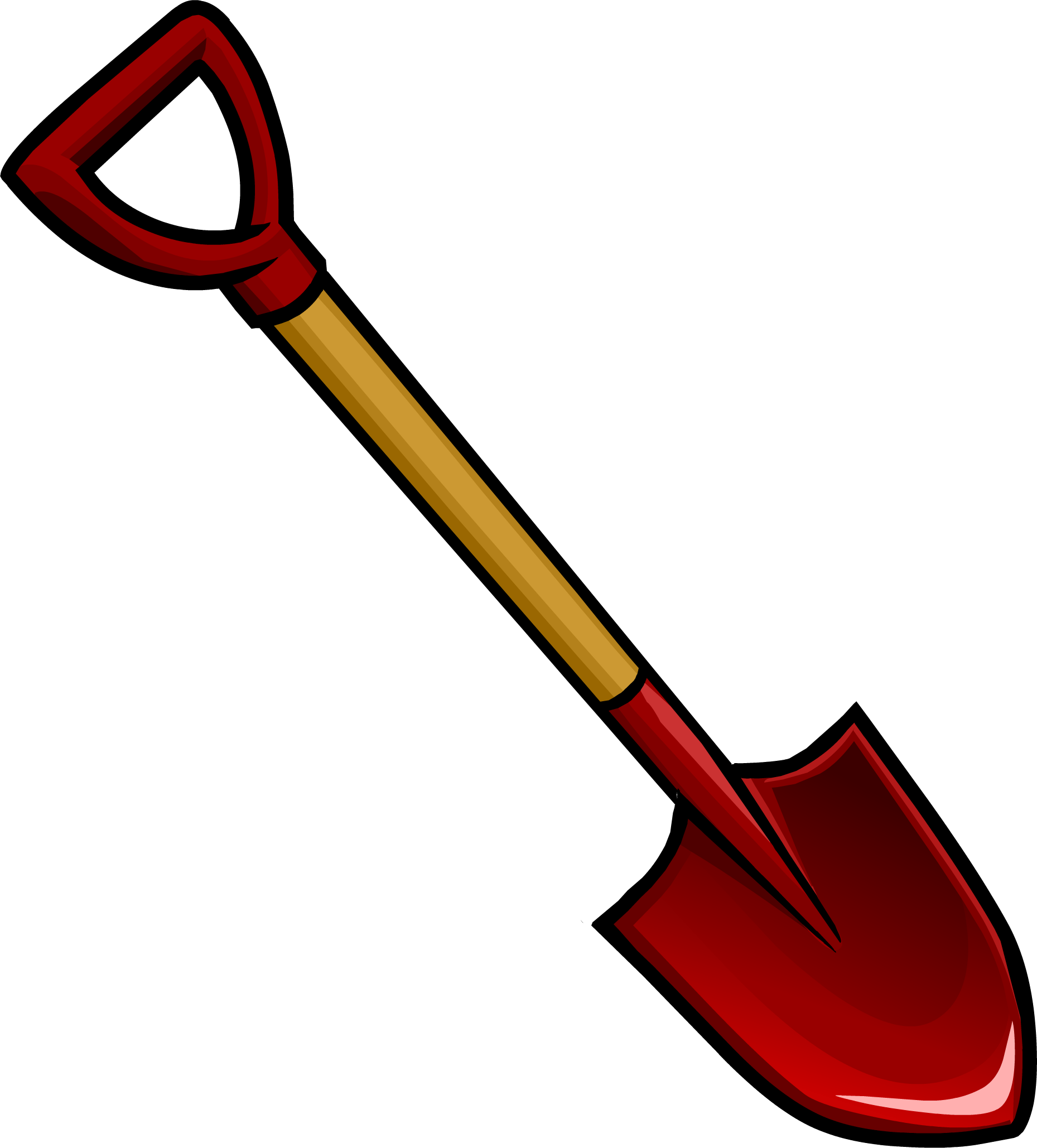 Garden Shovel - Club Penguin Wiki - The free, editable encyclopedia ...