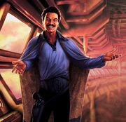 Lando Calrissian - SWGTCG