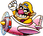 M&W Artwork Wario