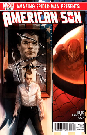 Amazing Spider-Man Presents American Son Vol 1 3