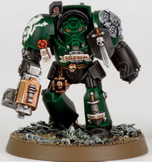Disciples of Caliban Terminator