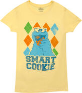 Smart-Cookie-Monster-Shirt