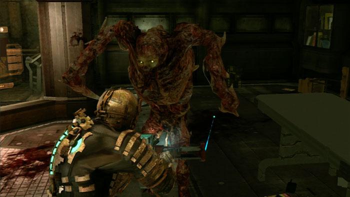 Enemigos de Dead Space 2