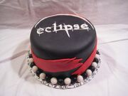 Eclipse cake t