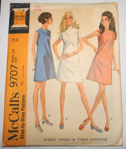 Vintage dresses dress sewing patterns