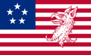 Griffin Colony Flag