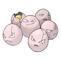 102Exeggcute