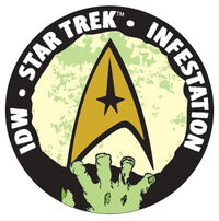 Star Trek Infestation logo
