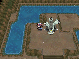 Kyuremu en el Great hall
