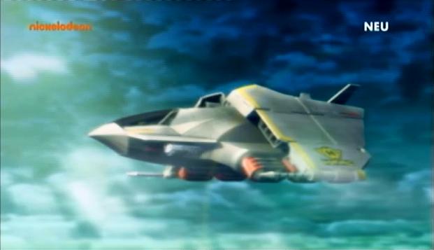 Десантный корабль в Теле-сериале ФГ