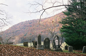 Bath County, VA Cemetery