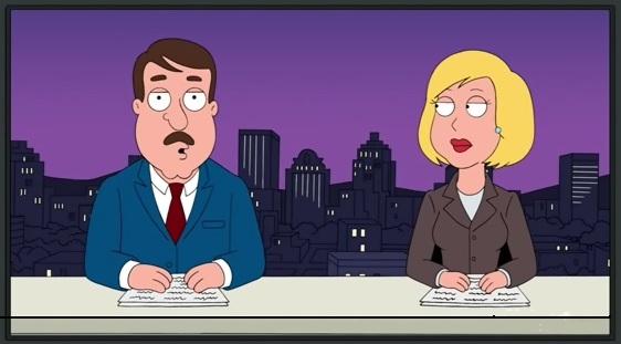 Family Guy News Anchor Xxx