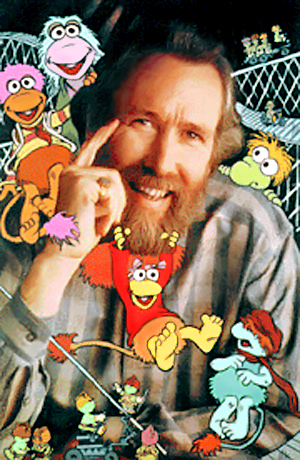 JimHenson-and-Animated-Fraggles