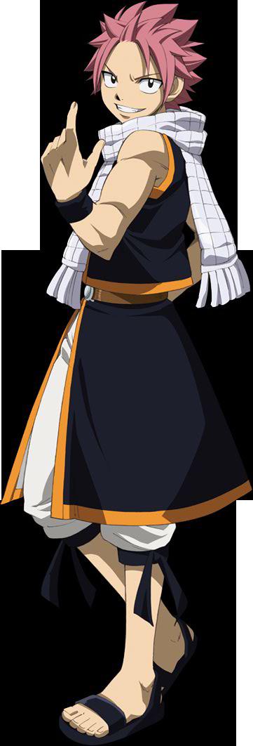 Todo Sobre Fairy Tail ( Personajes) 1era parte