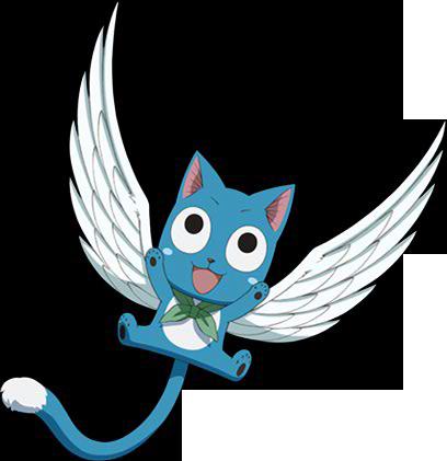 Personajes pequeños, peludos y lindos del anime