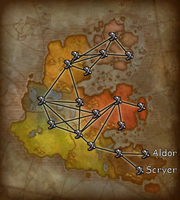 Flightpoints horde outland