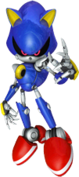 Metal Sonic 17
