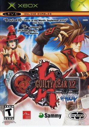 Guilty Gear XX -Reload download cover