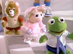 Muppet babies little boppers