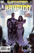 Superman Last Family of Krypton 1