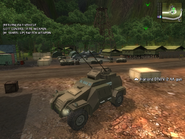Harland series armoured vehicles