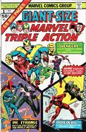 Giant-Size Marvel Triple Action Vol 1 1