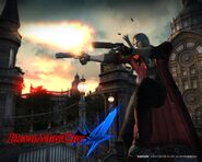 Devilmaycry4 wallpaper 3