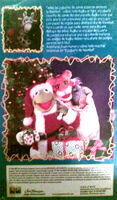 Telenecos christmas VHS back