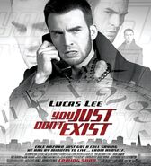 Scott pilgrim vs the world lucas lee you just dont exist fake movie poster-1-
