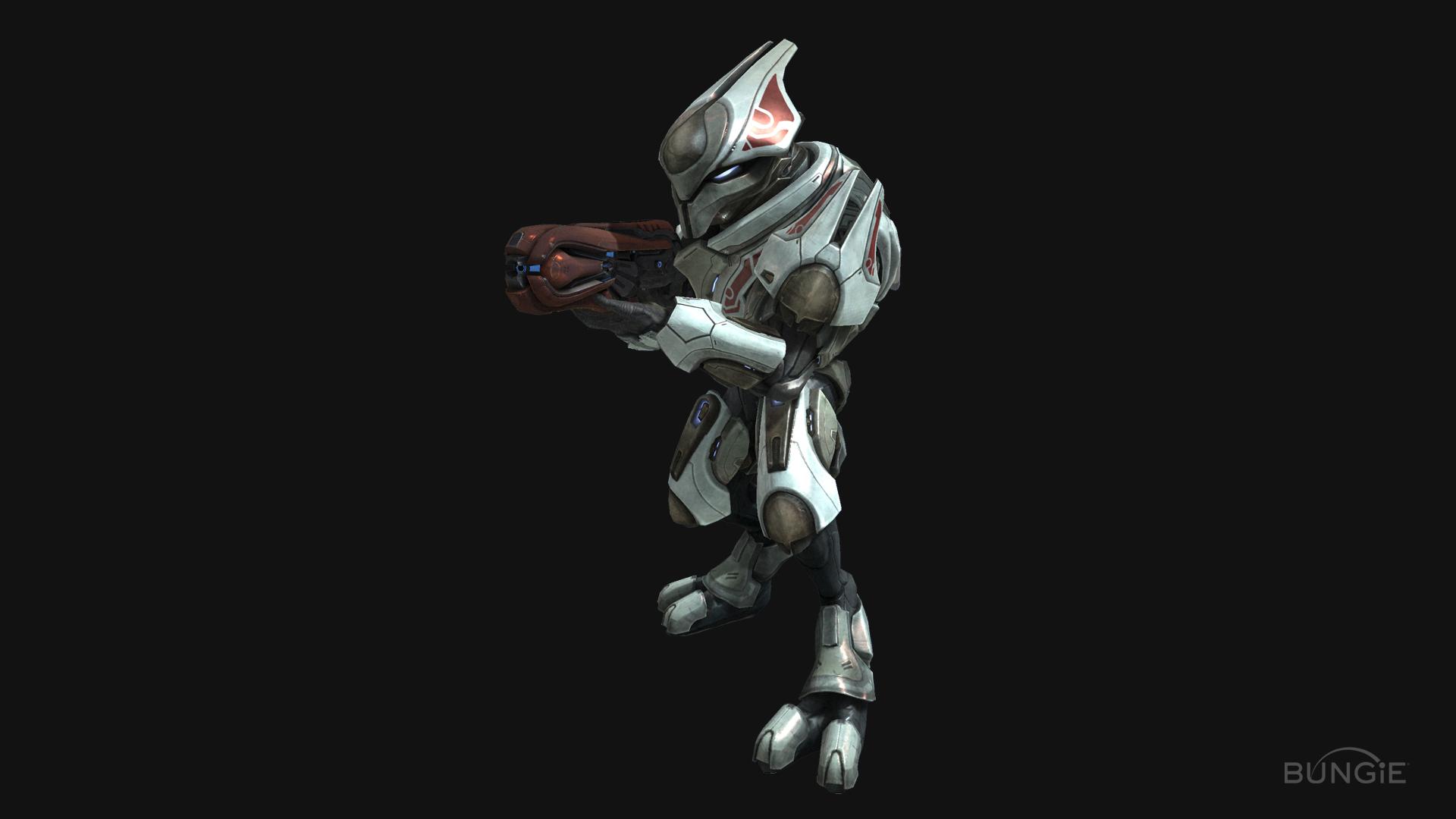 Halo Reach Elite Ultra Wallpaper
