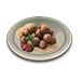 Standard 75x75 dinnerserved meatballs 01