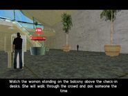 Check Out At The Check In Mission Screen Capture 02
