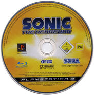 Sonic The Hedgehog (2006) - Disc - Euro (PS3) - (1)