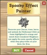 Spooky Effect Painter