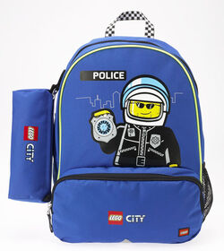 12160-Backpack and Pencil Case Set