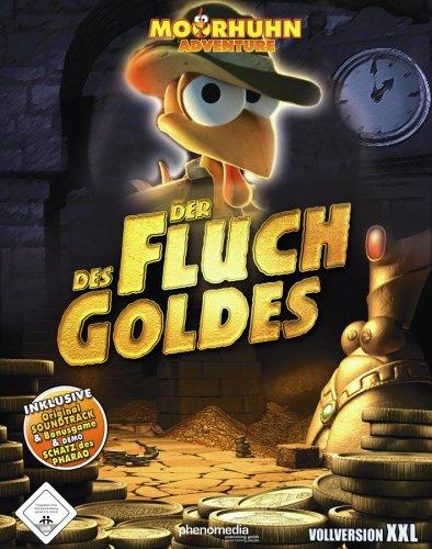 Moorhuhn Adventure 2 Der Fluch des Goldes (PC) .