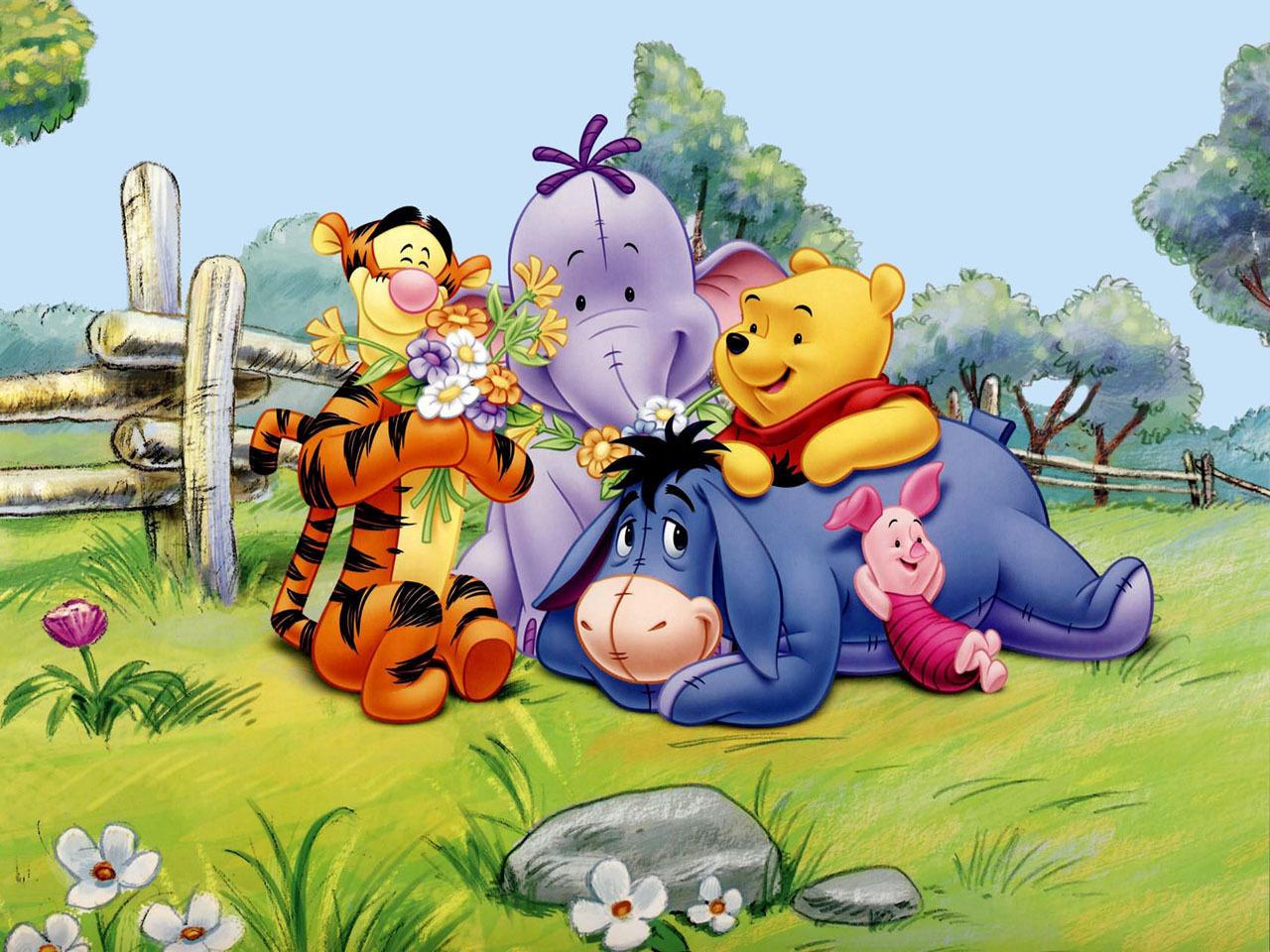 Lumpy Winnie The Pooh Cartoon