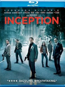 Inception BluRayCover