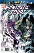 Fantastic Four Vol 1 581