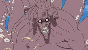 las 10 bestias o bijuu HachibiNoKyogu