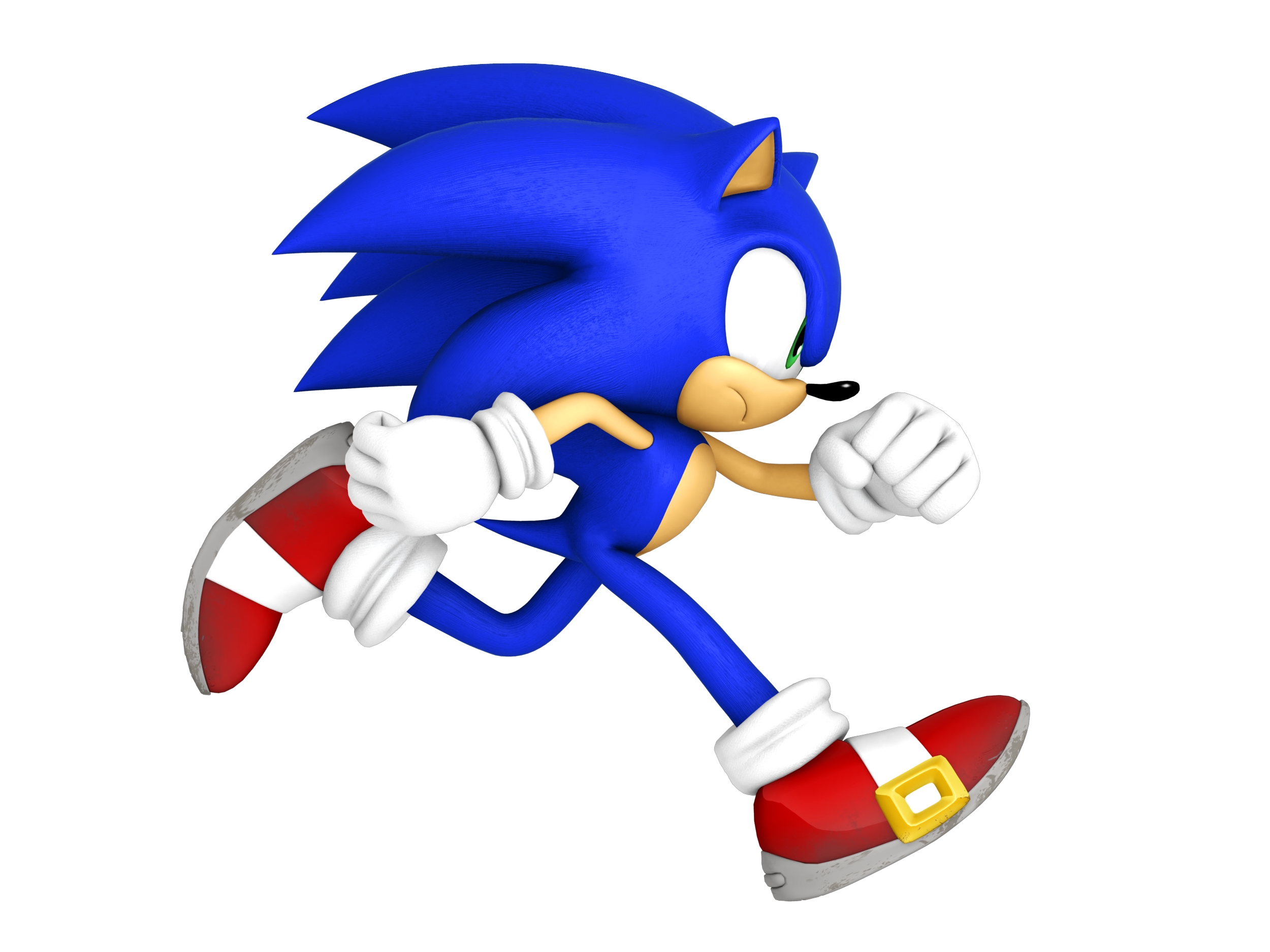 Sonic The Hedgehog 4 - Sonic Artwork - 2.png