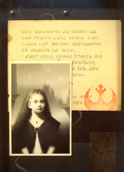 Young leia photo