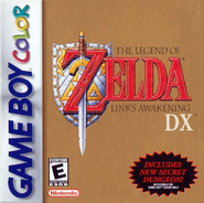 The Legend of Zelda - Link's Awakening DX (North America)