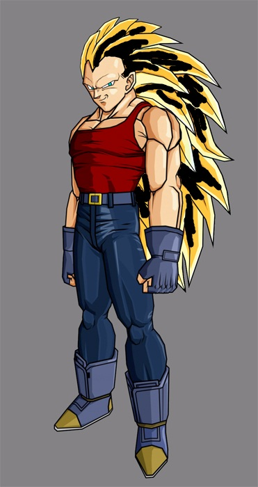 vegeta super saiyan pics. GT Vegeta Super Saiyan 3 by
