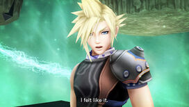 Dissidia 012 Cloud Felt Like It